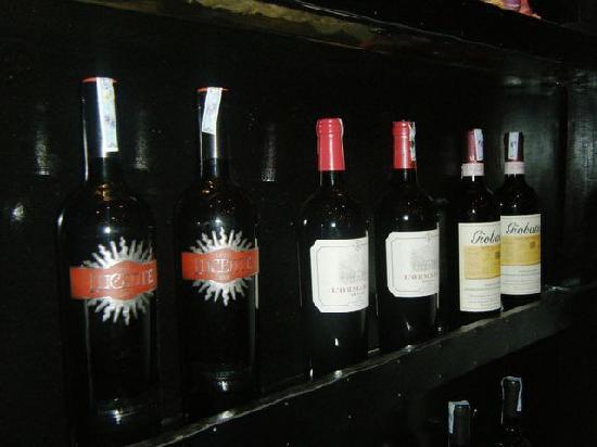 Thang Long: ワインのコレクション