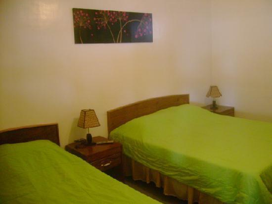 Swengland Dive Resort : Superior room.
