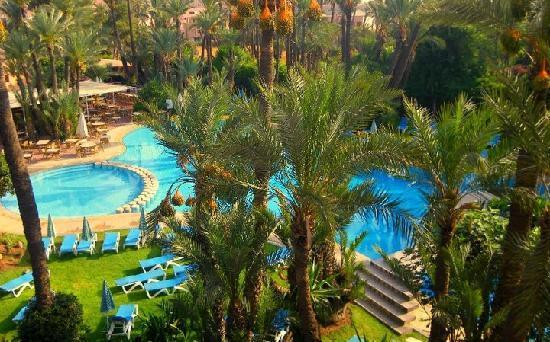 Hotel Marrakech le Semiramis: Kenzi Semiramis Hotel