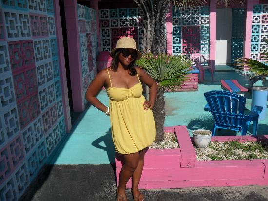 Caribbe Inn: at the Carribe Inn!!!