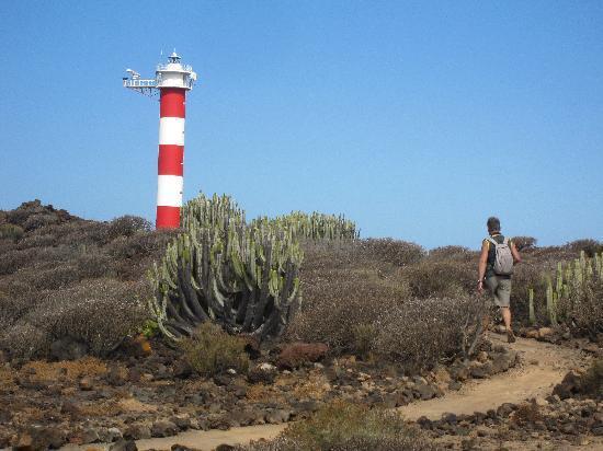 Annapurna Hotel Tenerife: Le chemin cotier ouest vers Palm-Mar