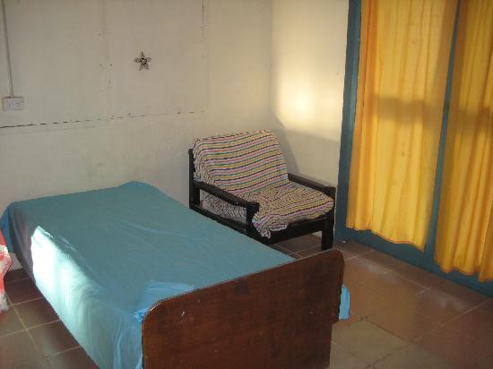 Hideaway Guesthouse Funafuti : Inside the room