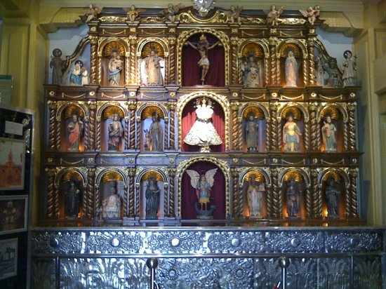 Center for Kapampangan Studies: Retablo