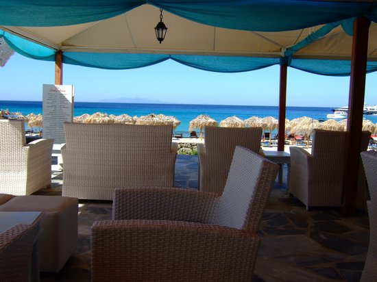 Hotel Lady Anna: Veranda prima colazione