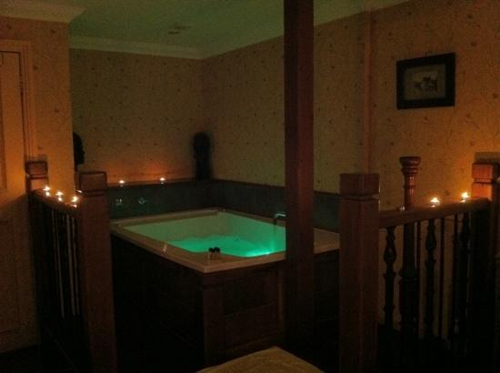 The George Hotel Inveraray Room