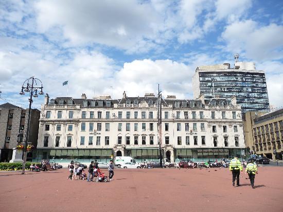 Millennium Hotel Glasgow Scotland