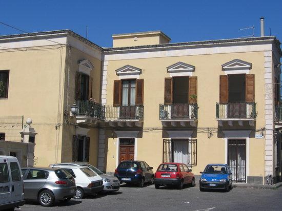 Al San Biagio : Foto scattata dalla piazza
