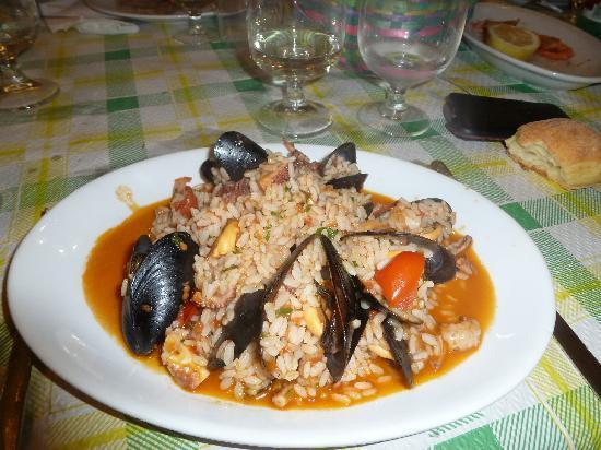 Trattoria Don Turiddu Da Gaetano : risotto