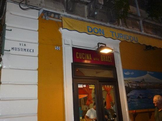 Trattoria Don Turiddu Da Gaetano : Don Turiddu
