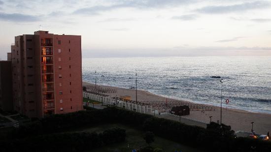 Axis Vermar Conference & Beach Hotel: Vistas desde el balcon