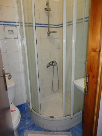 Acropole Hotel : bathroom