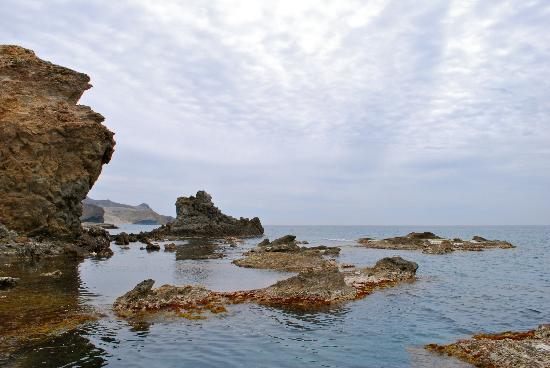 El Cabo de Gata, Spain: Cala Carbon