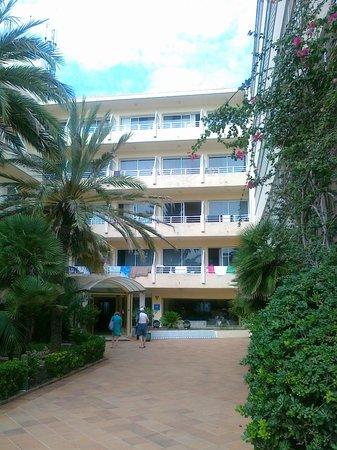 The Sea Hotel by Grupotel: 08/011 Camere lato interno