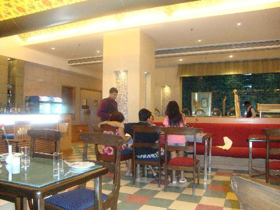 Country Inn & Suites By Carlson, Jaipur: Restaurant !