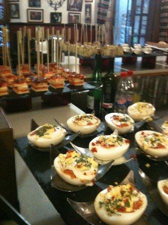 Restaurante Sevilla: simplemente impresionante