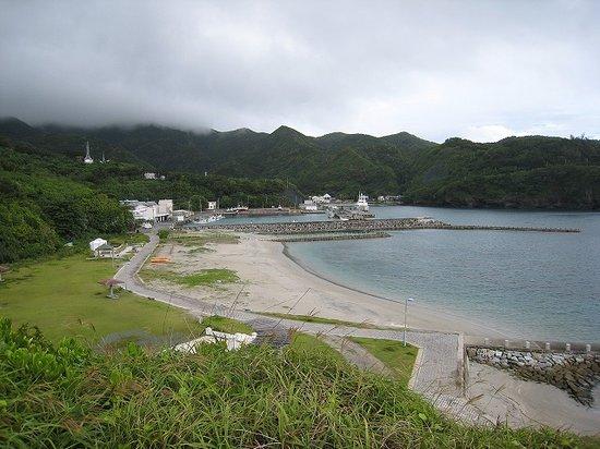 Ogasawara-mura, اليابان: 母島脇浜なぎさ公園
