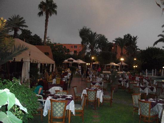 Tropicana Hotel Club Paladien: Moroccan night