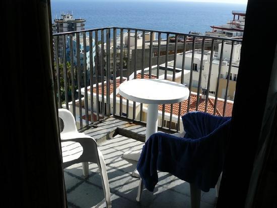 Dorisol Buganvilia: balcon bugainvilia