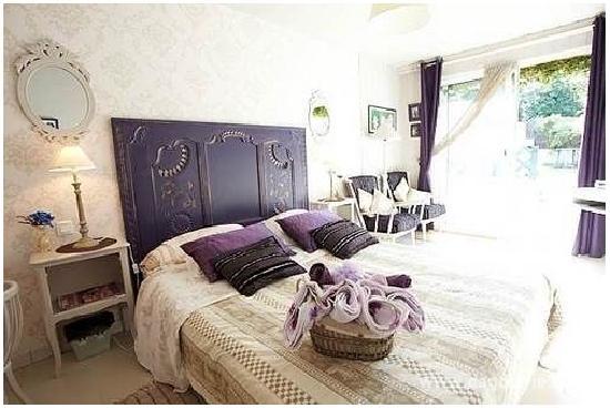 Talmont Saint Hilaire, Francia: La chambre Passiflore