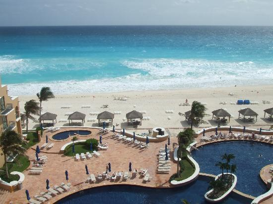 The Ritz-Carlton, Cancun: 部屋から