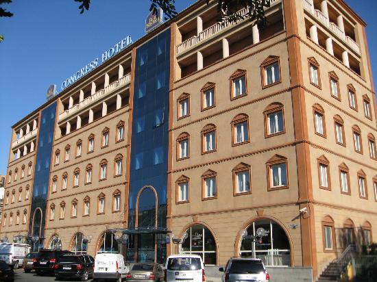 BEST WESTERN Congress Hotel: Hotelfront