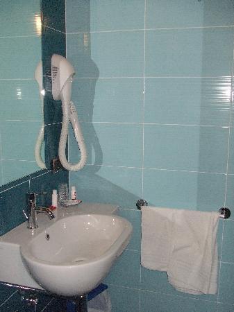 Albergo Bice: bagno