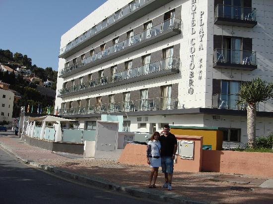 Hotel Playa Cotobro: Vistas del Hotel