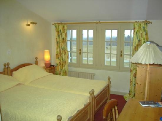 Auberge des Chasseurs : Chambre Twin