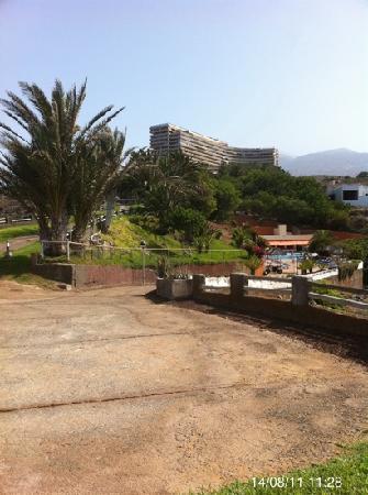 Maeva Residence Marazul Del Sur: la résidence et la piscine du bas
