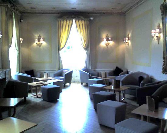 Chateau de Pizay: il bar