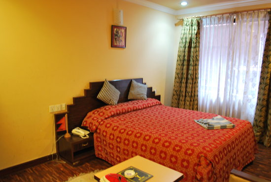 Kathmandu Resort Hotel: room