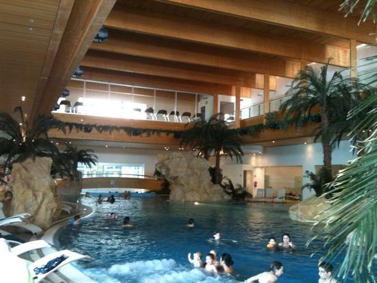 Hotel Diamante Alessandria : piscina