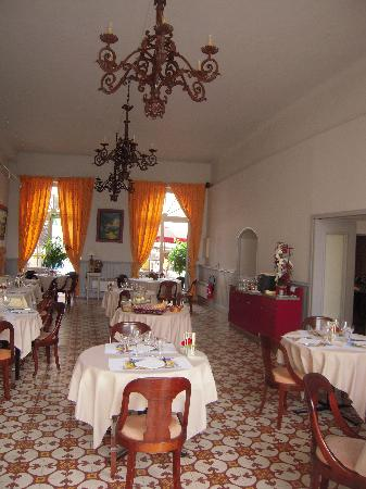 Chateauneuf-du-Pape, France: Restaurant
