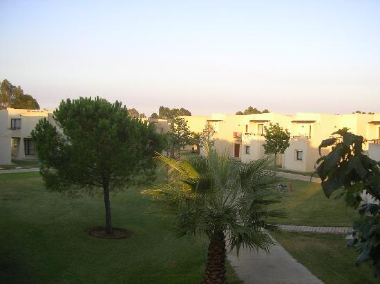 VOI Arenella resort: Vista dalla camera
