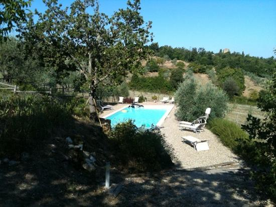 Agriturismo Gli Arcangeli: piscina