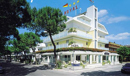 Misano Adriatico, Italia: Hotel Royal
