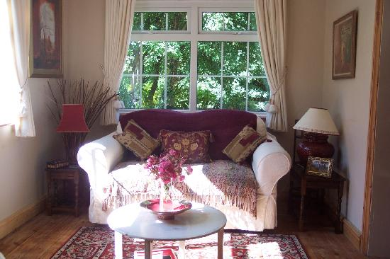 Sampford Spiney, UK: Guest's Sitting Room