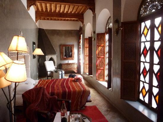 Riad Dar Zahia: guest room