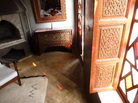 Riad Dar Zahia: interior