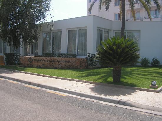 Protur Vista Badia Aparthotel: ne pas confondre avec le badia park