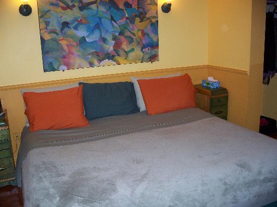 Au GitAnn B&B : Bedroom of the suite