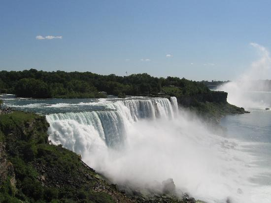 Quality Hotel & Suites At the Falls: the US falls