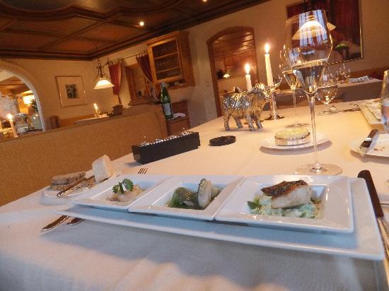 Burg Vital Resort: Gourmet restaurant