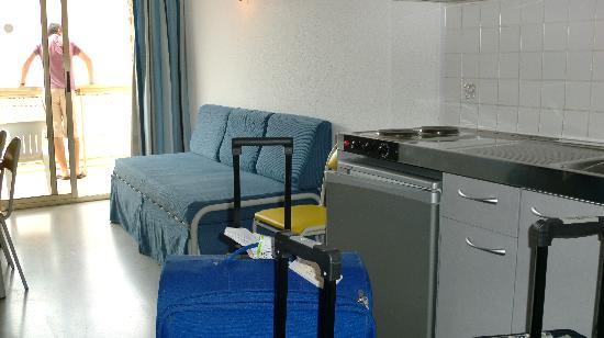 Aparthotel Miami Park: sala