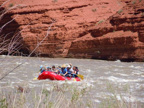 Red River Adventures: Enjoying the Colorado River Rapids