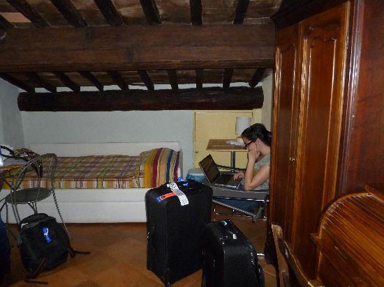 Al Tuscany B&B: Kid's loft