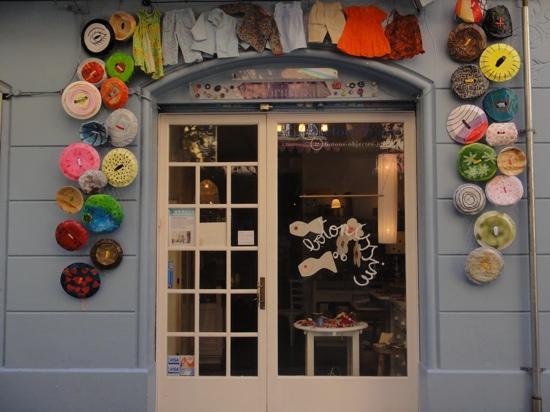 Gran de Gràcia : boutique quartier gracia