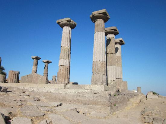 Assos Alarga, Bed and Breakfast: Temple of Athena