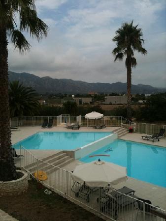 Levolle Marine Hotel Et Residence : piscina