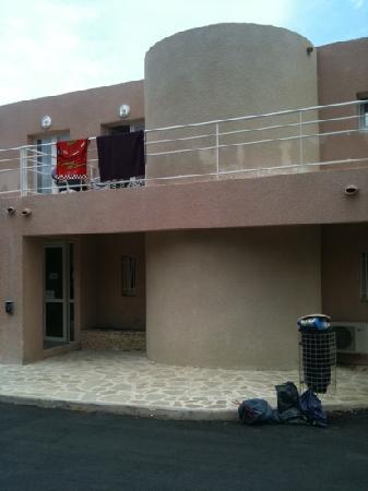 Adonis Saint Florent Citadelle Resort : ingresso